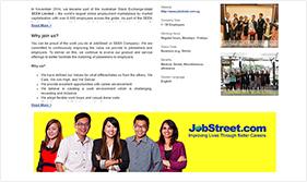 Header Image & Logo   JobStreet com PH Employer