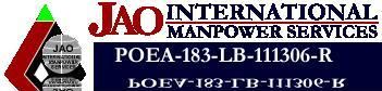 jao international manpower services search recruitment firm poea