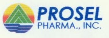 pharmacist job prosel pharmaceuticals distributors inc